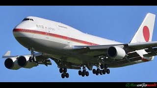 Nonton 2 Japanese Air Force Boeing 747 400 Landing   Takeoff Pisa Galilei Airport Film Subtitle Indonesia Streaming Movie Download
