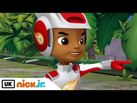 Blaze and the Monster Machines | The Wishing Wheel | Nick Jr. UK