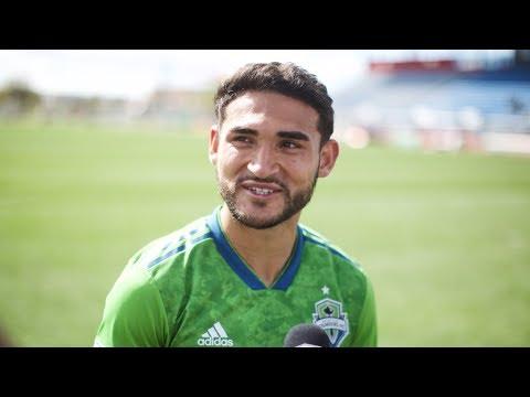 Video: Interview: Cristian Roldan post-match versus FC Dallas