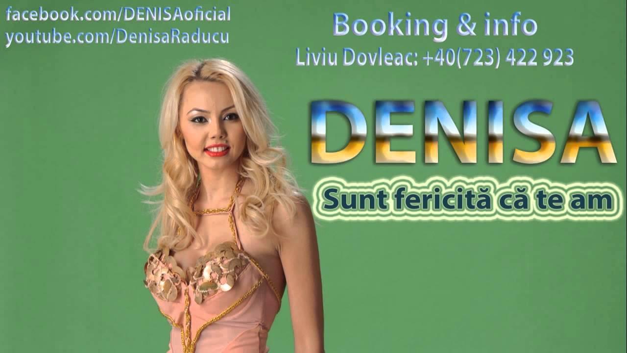 Sunt fericită că te am - Denisa