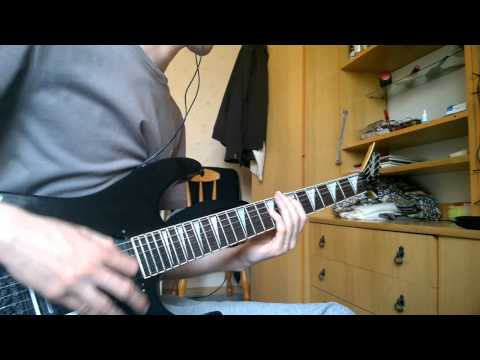 Social Distortion - Machine Gun Blues (guitar cover)