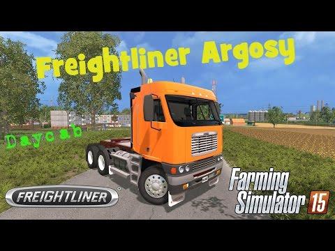 Freightliner Argosy daycab v1.0