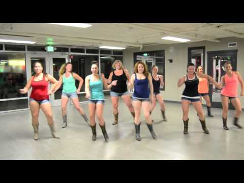 Burnin' It Down Line Dance –   Boot Boogie Babes