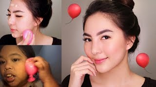 Download Video Ngikutin Tutorial 25K Makeup Challenge-nya Rahmawati Kekeyi Putri Cantikka (Review Jujur) MP3 3GP MP4