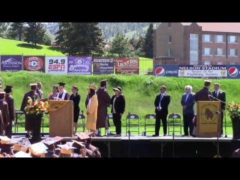 2018 Capital High School Graduation