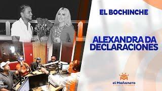 El Bochinche – Alexandra da Declaraciones con Respecto a Mozart La Para