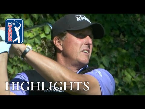 Phil Mickelson's extended highlights   Round 3   Genesis Open