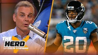 Lincoln Riley may be Cowboys' next HC, Rams' trade for Ramsey is to stay relevant | NFL | THE HERD by Colin Cowherd