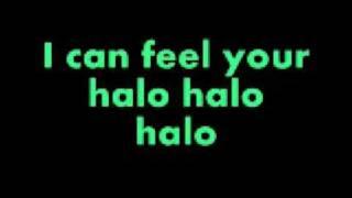Video Beyoncé - Halo [with lyrics] MP3, 3GP, MP4, WEBM, AVI, FLV Juli 2018