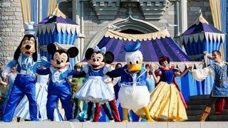 ♥♥ The Dream Along With Mickey Show at Walt Disney World's Magic Kingdom! (in HD)
