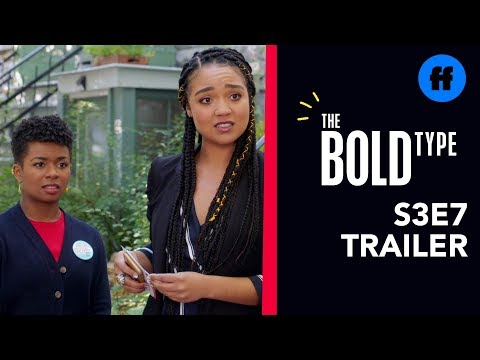 The Bold Type | Season 3, Episode 7 Trailer | Kat Gets Racially Profiled