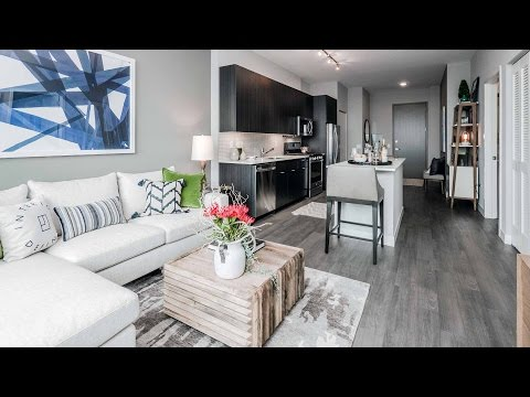 Tour the furnished models at the South Loop's new 1000 South Clark