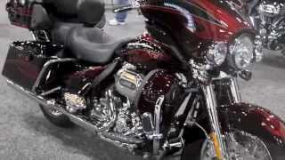 7. New 2013 Screamin' Eagle Ultra Classic CVO Harley-Davidson