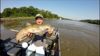 Platte City (MO) United States  city images : MO River Flathead Catfish on Jig // Kansas City MO, USA xx