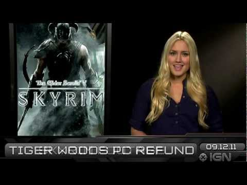 preview-New Skyrim Footage & GameStop Tablet? - IGN Daily Fix 09.12.11 (IGN)