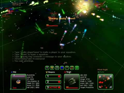 обзор Galactic Arms Race (CD-Key, Steam, Region Free)