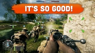 IT'S SO GOOD! - Battlefield 1 (Multiplayer Gameplay)