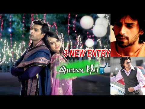 'Qubool Hai' Post leap to bring 3 New Entries in t