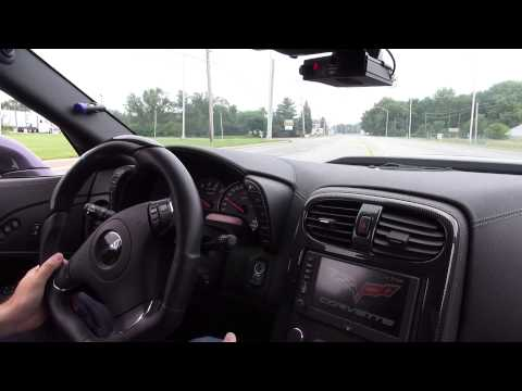 ZR1 - Ride along and Track inside an 8 Second Corvette ZR1.