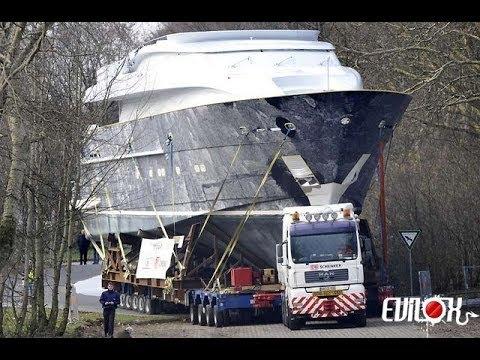 comment monter une direction hydraulique sur un bateau