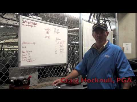 Outback Golf Academy – Dry Fitting Shaft Frequency Test