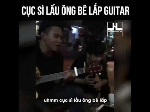[COVER] CỤC SÌ LẦU ÔNG BÊ LẮP - version Guitar - PUMP IT UP - Thời lượng: 39 giây.