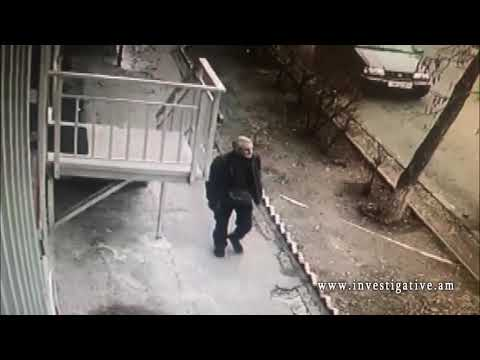 Ջրատաքացուցիչի գողություն՝ շինանյութի խանութից (տեսանյութ)