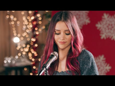 "Donny Hathaway  ""This Christmas"" Cover by Megan Nicole"