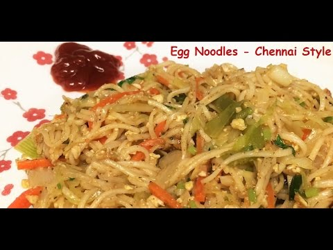 chicken noodles recipe indian style in tamil