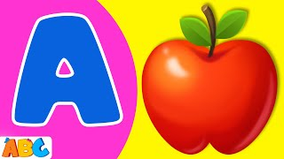 Phonics Song | ABC Phonics Song for Babies & Toddlers | NEW Animated ABC Phonics A to Z Song