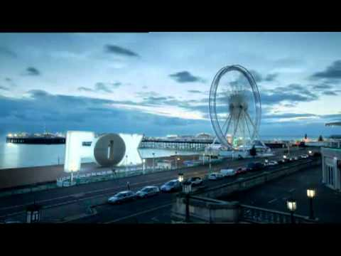 Fox Rebrand 2013 - Brighton
