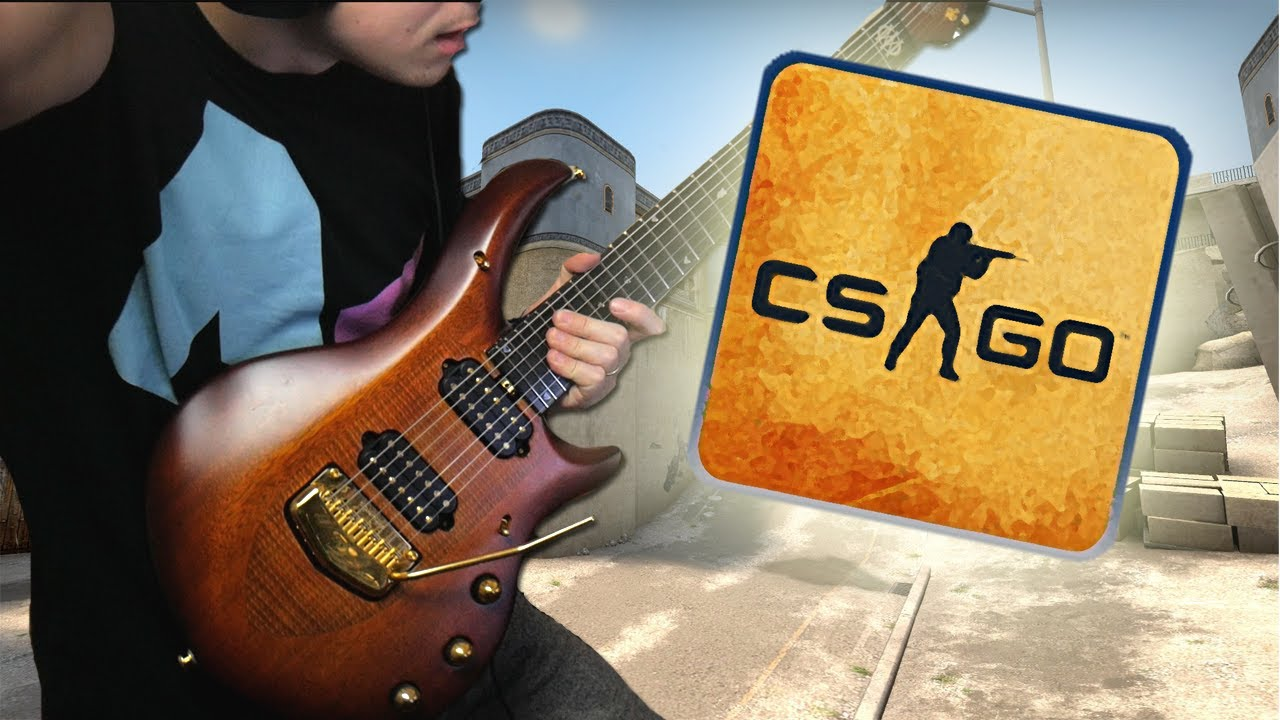 CS:GO on GUITAR