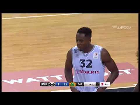 ΠΑΟΚ – ΠΑΝΑΘΗΝΑΪΚΟΣ | Basket League | 19/10/2019 | ΕΡΤ
