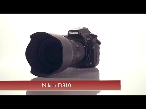 Hands-On Review: Nikon D810