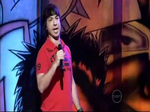 Arj Barker - Mattresses and iPods