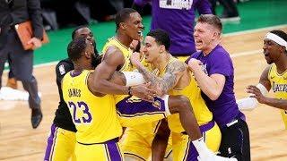 """Video """"SULLA SIRENAAA! QUESTO E' SPORT!"""" - Il MERAVIGLIOSO FINALE tra Lakers e Celtics (Live🎙F.Tranquillo) MP3, 3GP, MP4, WEBM, AVI, FLV Februari 2019"""