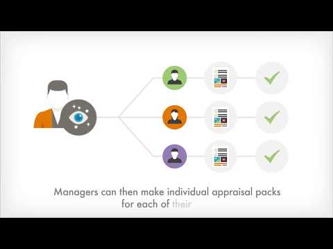 Use Case Example 08: Employee Appraisals