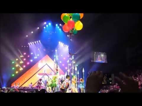 Katy Perry - Happy Birthday @ O2 London May 28 2014