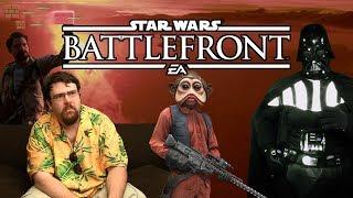 Video Joueur du Grenier - Star Wars Battlefront EA (Parody) MP3, 3GP, MP4, WEBM, AVI, FLV November 2017