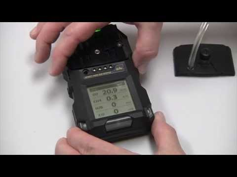 Portable Multi Gas Detector Monitor Sensit P400