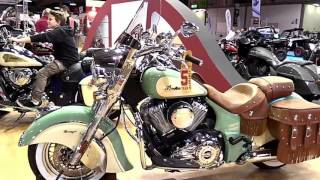 5. 2018 Indian Chief Vintage SE Special Lookaround Le Moto Around The World