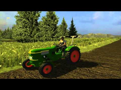 Deutz D25 with cutter bar v2.0