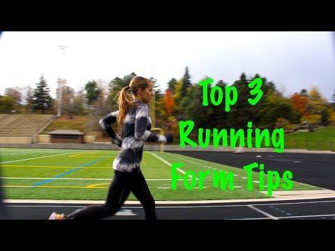 BEST RUNNING FORM TIPS FOR PROPER TECHNIQUE