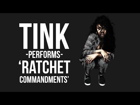 Tink Performs 'Ratchet Commandments' With Timbaland In Chicago