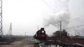 Pingdingshan China  city images : Steam Engine in Pingdingshan China 6