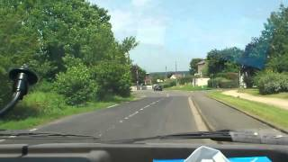 Igny France  city photo : Driving In France-Palaiseau-Igny
