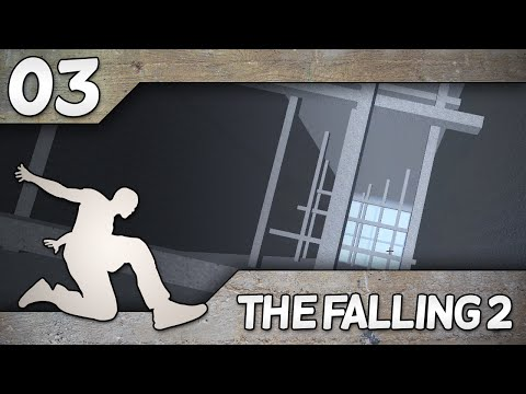THE FALLING 2 (DROPPER) #3 | HERMOT HAJOS! - w/ Glyffi