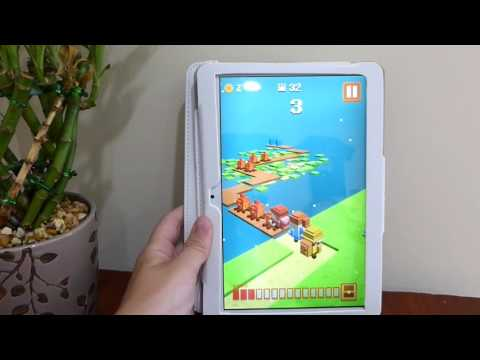 Review: Awesome 9.6 inch Android Tablet