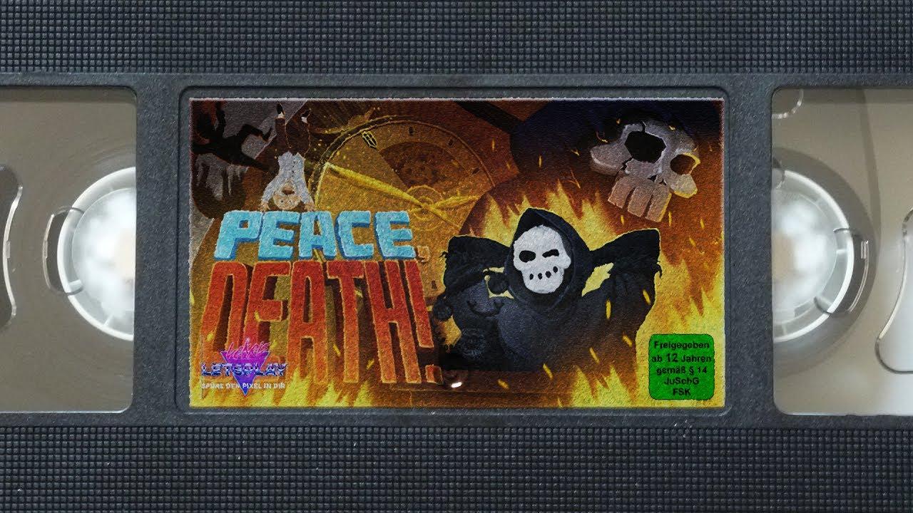 Einmal Tod sein für eine Woche | Let's Play Peace, Death [german][pc]