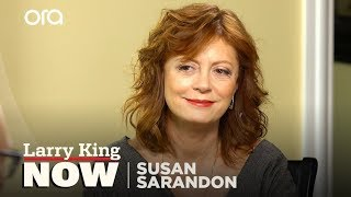 Susan Sarandon on Debra Messing Twitter feud, misreported Trump endorsement